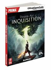 NEW Dragon Age Inquisition Game Guide Prima official strategy paperback limited