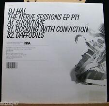 ♫ MAXIS 45T VINYL- DJ HAL - THE NERVE SESSIONS EP PT1 ♫
