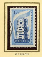 STAMP / TIMBRE FRANCE OBLITERE N° 1077 EUROPA