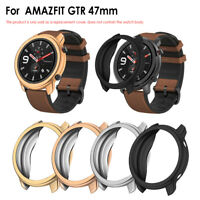 Replacement PC Watch Case Cover Shell Frame Protector for Huami AMAZFIT GTR US D