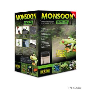 Exo Terra Reptile Monsoon Rain / Mist System Solo, Multi nozzles, filter