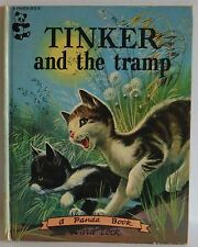 Tinker and The Tramp Marcel Marlier A vintage children's Book 1966 cute pictures