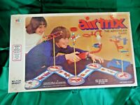 Vintage Milton Bradley Air Trix Air Stream Board Game Complete, Tested Working