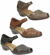 Clarks Casual Cuban Heels for Women