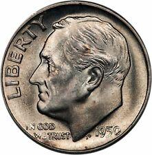 1950-S Roosevelt Dime - BU - Gem Brilliant Uncirculated (5096.q1350)