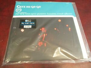 STAN GETZ  AU GO GO 45RPM SPEED AUDIOPHILE LOW 260's NUMBERED LIMITED EDITION LP