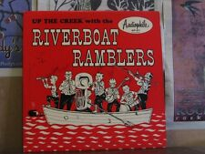RIVERBOAT RAMBLERS, UP THE CREEK - AUTOGRAPHED LP AP-97