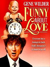 Funny About Love (BRAND NEW DVD) Mary Stuart Masterson, Gene Wilder