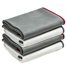 6 Packs Premium Grade Glass Cleaning Cloths Microfibre Towel Hotel Bar Towelogy®