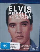 Elvis Presley: The Searcher Blu-ray Bluray NEW Region B