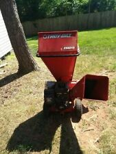 Troy-Bilt Cs4210, red, 4'x2', used condition