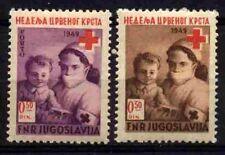 2186 YUGOSLAVIA 1949 Red Cross **MNH