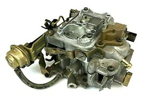 E2SE VARAJET CARBURETOR ROCHESTER  RECONDITION FOR GM ENGINE 2.5-2.8L 4-6 CY 403