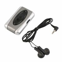 Hearing Aid Sound Amplifier Device Tv Listening Assistance Personal Headphones