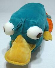 """Disney Quacking Perry Phineas Ferb Plush 12"""""""