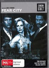 FEAR CITY - TOM BERENGER -  NEW DVD FREE LOCAL POST