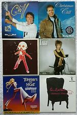 Cliff Richard CD + Peter Gabriel CD + Tina CD + Rod Stewart CD + Paul McCartney