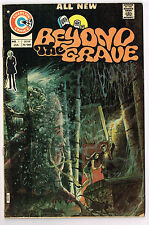 BEYOND THE GRAVE #1 CHARLTON COMICS 1975 VF HORROR COMIC DITKO BOYETTE