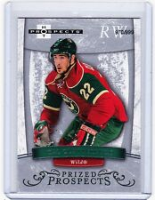 07-08 2007-08 HOT PROSPECTS CAL CLUTTERBUCK PRIZED PROSPECT ROOKIE /999 164 WILD