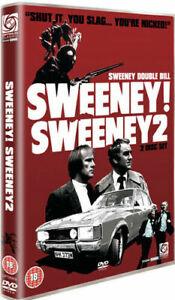The Sweeney/Sweeney 2 Dvd John Thaw Brand New & Factory Sealed (1976)