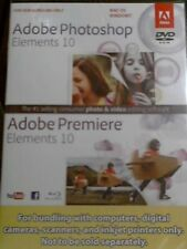 OEM Adobe Photoshop Elements 10 Premiere Elements 10