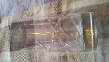 SET OF (2) BEAUTIFUL  Lenox Adorn Oversize Highball Glasses, CUP Clear