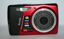 KODAK EASYSHARE M531 14.0 MP DIGITAL CAMERA - RED - FAULTY  - 288