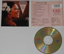 Charly  A Woman's Touch  autographed U.S. cd