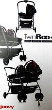 Joovy Twin Roo+ Infant Car Seat Frame Stroller