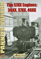The PANNIER PAPERS No.2 The 57XX Engines: 36XX, 37XX,  BOOK POST FREE RRP £12.95