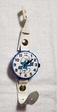 1981 Durham Smurf toy watch