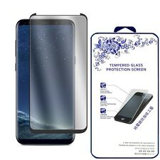 [CASE FRIENDLY] Samsung Galaxy S8 3D Curved Full Cover Glass Screen Protector