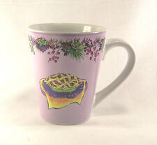 Pastry Shoppe  Blackberry Pie Coffee Cup Mug Extra Large Rosanna