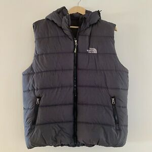 The North Face Women's Puffer Vest With Hood Size XL