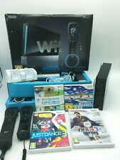 Wii Sports Resort Console Bundle 4 Games - Wii Motion Plus Boxed Good Condition