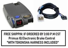 90160 Tekonsha Brake Control with Wiring Harness FOR 2003-2015 Toyota