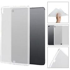 "Para Apple iPad Pro 11"" 2018 helado suave espalda transparente TPU cubierta de piel"