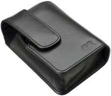 GC-9 Official Leather Soft Case for RICOH GR III 30249 Black From Japan