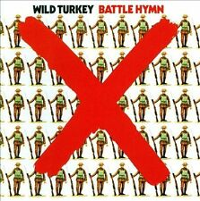 Battle Hymn [Remastered] by Wild Turkey (ex Jethro Tull) (CD, Sep-2013, Esoteric Recordings)