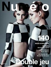 NUMERO Magazine #140 Nadja Bender RIHANNA Janice Alida SOFIA BOUTELLA @NEW@