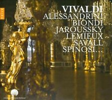 Indispensable Vivaldi: Highlights from La Senna Fe, New Music