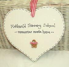 Personalised SCHOOL CLASS NURSERY Sign  ~ Unique Bespoke TEACHER Gift Present