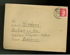 1943 Germany Buchenwald Concentration Camp KZ Cover