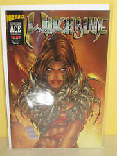 WITCHBLADE #1 - Wizard Ace Edition #63 - SIGNED by MICHAEL TURNER - Acetate Cvr
