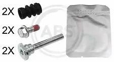 Front Brake Caliper Guide Bolt Repair Kit A.B.S. 55169