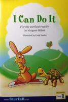I Can Do It: For the Earliest Reader