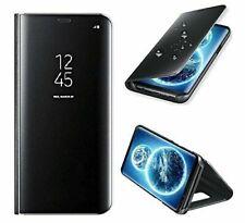 MP4 Telecom Étui à Rabat Noir pour Samsung Galaxy S8 (fliplux121)