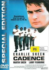 CADENCE DVD ( CHARLIE SHEEN )  NEW AND SEALED
