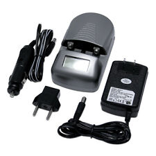 MaximalPower UC-101 Universal AA/AAA Battery Charger for Canon Sony Nikon
