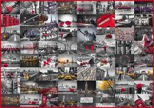 Schmidt Cityscapes Puzle Rompecabezas (1500 piezas)